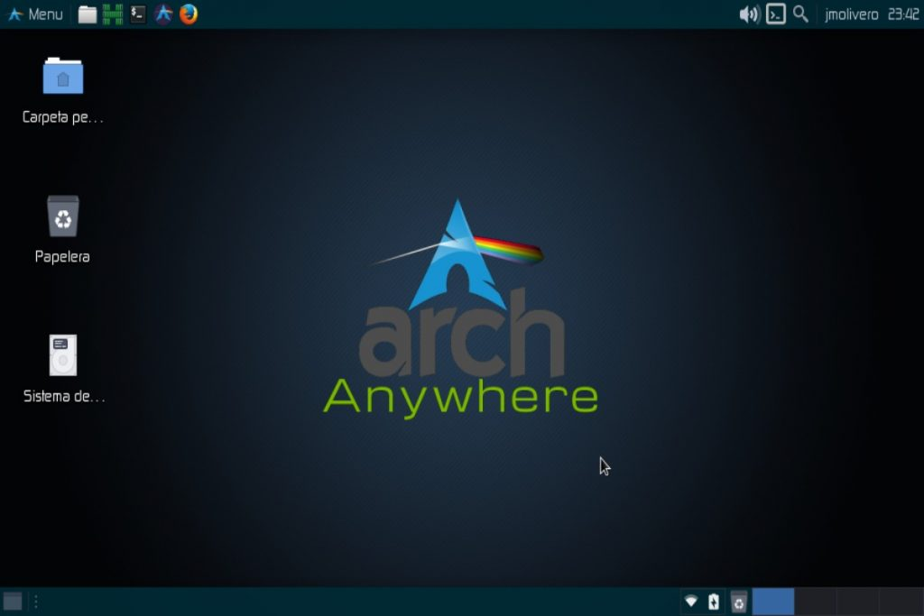 arch-anywhere-versus-arch-linux